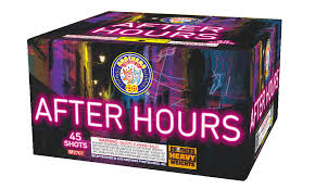 AFTER HOURS 45 SHOT (NEW)