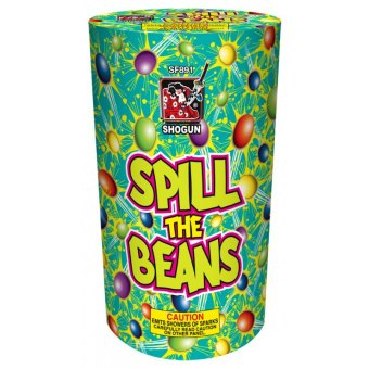 SPILL THE BEANS (NEW)