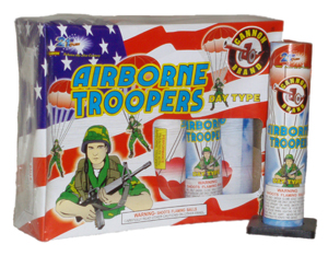 Airborne Troopers