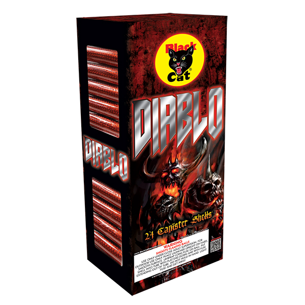 Black Cat Diablo (NEW PACK)