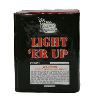 Light'er Up 16 shot