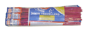 Generic Moon Traveler Bottle Rocket w/report