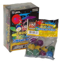 Shogun Color Smoke Ball (12pk.)